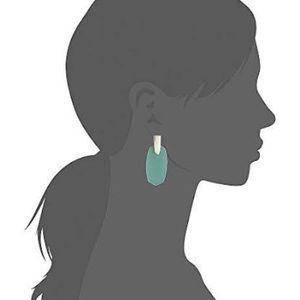 Kendra Scott Jewelry - Kendra Scott Aragon Earrings in Chalcedony Gold